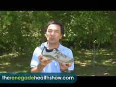 How to Find the Right Running and Walking Shoes - Kevin Gianni interviews Danny Dreyer, creator of the Chi Running technique.