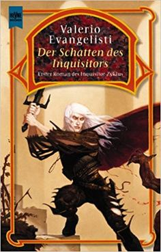 Nr. 2: Der Schatten des Inquisitors von Valerio Evangelisti Comic Books, Comics, Cover, Art, Shadows, Reading, Art Background, Kunst, Cartoons