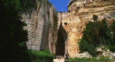 Orecchio di Dionigi, Siracusa