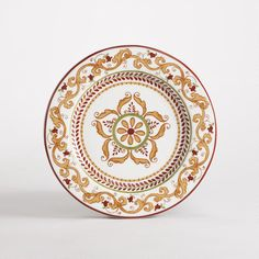 Fall Entertaining What wouldn't taste good served on these plate? - Lisbon Salad Plates, Set of 4
