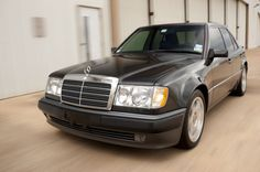 Driving Impressions: 1993 Mercedes-Benz 500E. I love these cars so much. Drool!
