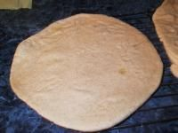 Sourdough Pizza Crust...use that excess starter and freeze crusts to use later...bye bye Dominoes!