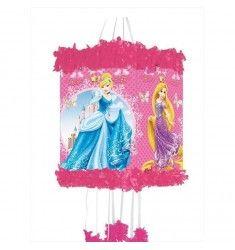 Pinata Princesses Disney avec Ficelles + masque