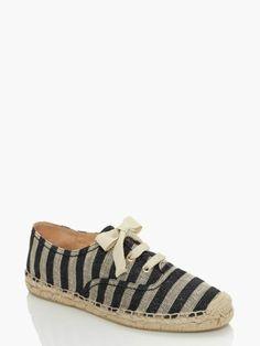 Kate Spade espadrille sneakers