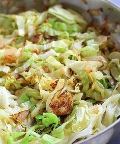 kaposzat negativ kalóriás étel Side Dish Recipes, Vegetable Recipes, Vegetarian Recipes, Dinner Recipes, Cooking Recipes, Healthy Recipes, Cooked Cabbage Recipes, Leek Recipes, Cooking Vegetables