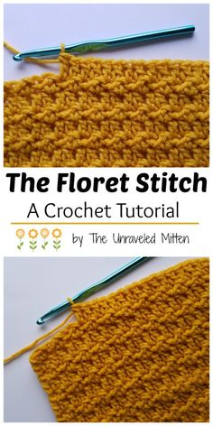 Floret Stitch Croche