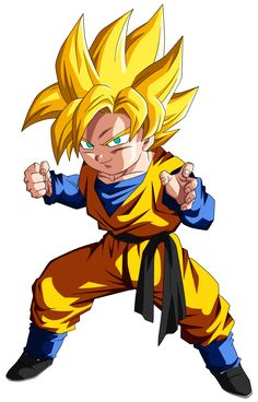 dragon ball goten | GotenSSJ