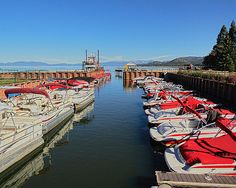 Lake Tahoe South Shore Marina