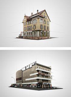 Urban Elements: Series by Boris Loder
