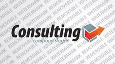Consulting Business Logo Templates by Logann Sale Logo, Consulting Companies, Business Logo, Logo Templates