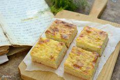 Hungarian Recipes, Hungarian Food, Cornbread, Bakery, Sweets, Cheese, Snacks, Vegan, Ethnic Recipes