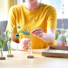 54 vind-ik-leuks, 4 opmerkingen - Bloompost.nl🌷 (@bloompost.nl) op Instagram: 'Een feestje aan bloemen, dat is deze BloomParty. Vier staande vaasjes gevuld met een bijzondere…' Letterbox Flowers, Letterbox Gifts, Special Gifts, I Am Awesome, Plants, Veronica, Lifestyle, Collection, Instagram