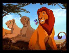 The Lion King Fan Art: yong mufasa and sarabi Kiara Lion King, Lion King 3, Lion King Fan Art, Simba And Nala, Lion King Movie, King Art, Simba Disney, Disney Lion King, Disney And Dreamworks