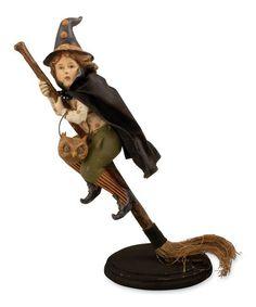 Up Up and Away Figurine #zulily #zulilyfinds