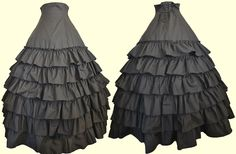 Cool skirt that could work for a variety of styles.