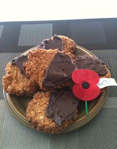 ANZAC Biscuits Delux
