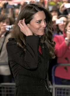 Kate Middleton - Prince William and Harry at New Zealand House