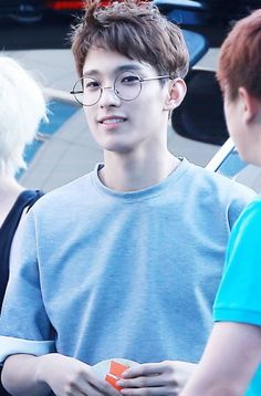 DK-SEVENTEEN the only harry potter i need in my life