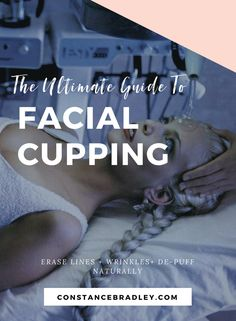 Facial cupping is the ultimate natural facelift. This zero downtime treatment is a facial massage th Cleopatra Beauty Secrets, French Beauty Secrets, Facial Cupping, Facial Massage, Michael Phelps, Anti Aging Facial, Anti Aging Skin Care, Natural Face Lift, Natural Skin