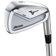 Mizuno Golf Clubs Mp-H5 5-Pw Iron Set Regular Steel Value