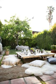 Bohemian Backyard Di