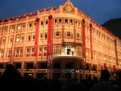 Curitiba ♥ my city in Brazil!!!  Palácio Avenida - Curitiba