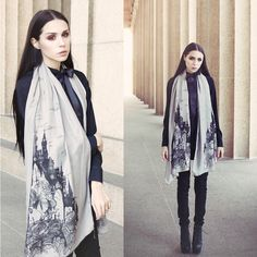 Cassie M. - New Limited Edition Scarf!