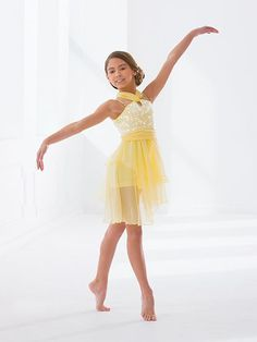 Hope | Revolution Dancewear 2015 Costume Collection