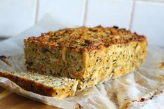 Chicken & Quinoa Meatloaf - This is a great easy family meal that is packed full of flavour!