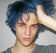 Hair | Blue Hair Boys