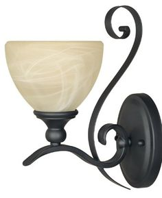 View the Designers Fountain 82807 1 Light Del Amo Collection Wall Sconce at Build.com.