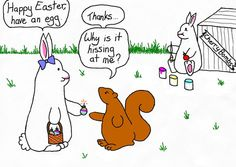 Funny Easter Pic