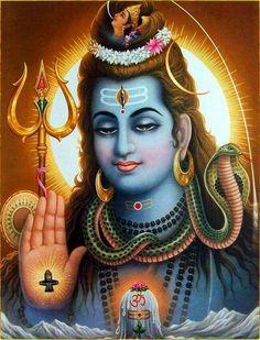 Om Namah Shivay Shiva Hindu, Shiva Art, Krishna Art, Hindu Art, Indrajal Comics, Shiva Shankar, Lord Shiva Hd Images, Om Namah Shivay, Lord Shiva Family