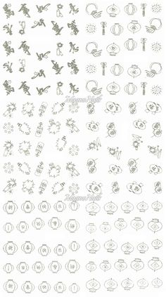 Water Transfer Sticker Set silver-1-Profi Nageldesign Shop - Nail Art - Naildesign