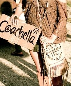 Coachella || This Is not some far off amazing location, but I have always wanted to go to this music festival.