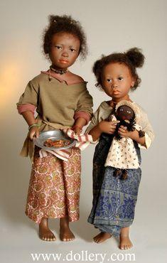 Dolls by Bets & Amy Van Boxel