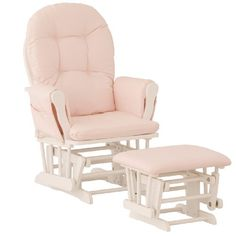Stork Craft Hoop Glider and Ottoman, White/Pink Stork Craft,http://www.amazon.com/dp/B0031QPNES/ref=cm_sw_r_pi_dp_LHWytb0NGJFRR3KC