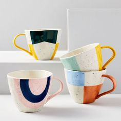 No matter the occasion, no matter the time of day, our mugs fit perfectly to warm hands and hearts. Shop unique coffee mugs & teacups. Modern Dinnerware, Stoneware Dinnerware, Dinnerware Sets, Mirror Wall Art, Frame Wall Decor, Nursery Accessories, Wall Decor Pictures, Unique Coffee Mugs, Napkins Set