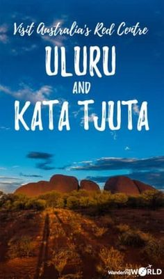 Visiting Uluru and Kata Tjuta - Uluru-Kata Tjuta National Park - Wandering the World australia Brisbane, Melbourne, Sydney, Australia Travel Guide, Visit Australia, Western Australia, Travel Advice, Travel Guides, Travel Tips