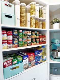 New Pictures Of organized Pantry