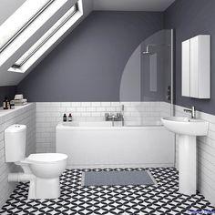 Nice 55 Incredible Bathroom Decorating Ideas https://roomaniac.com/55-incredible-bathroom-decorating-ideas/