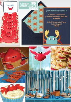 1000 images about fiestas infantiles on pinterest - Decoracion cumpleanos infantiles ...