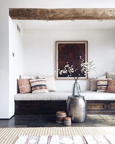 Had such fun designing this space for the @worldmarket Beach House! The best part? After today's summer shindig with snacks + crafts + good company, everything used to decorate the event will be donated to Habitat for Humanity! #celebrateoutdoors