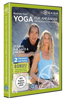 Rodney Yees AMPM Yoga for Beginners DVD >>> Check out the image by visiting the link.(This is an Amazon affiliate link and I receive a commission for the sales)