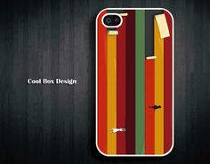 Cute iPhone case iPhone 4 case iPhone 4s case design by CoolBox, $12.99