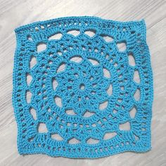 Ravelry: Light of my Life (square) pattern by Gemma Westlake