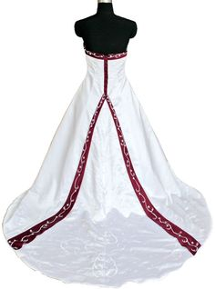FairOnly Strapless Satin Custom Made Wedding Dresses Bridal Gown Plus Size