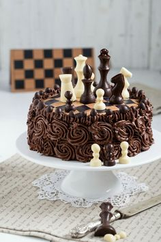 For chess lovers
