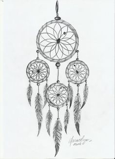 dream catcher or also known as a dream filter . - dream catcher or also known as a dream filter . Tattoo Sketches, Tattoo Drawings, Body Art Tattoos, Art Sketches, Pencil Drawings, Tatoos, Art Drawings, Dream Catcher Drawing, Dream Catcher Tattoo Design