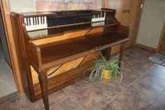 Repurposed pianos | repurposed piano ... a desk. | a few favorite things